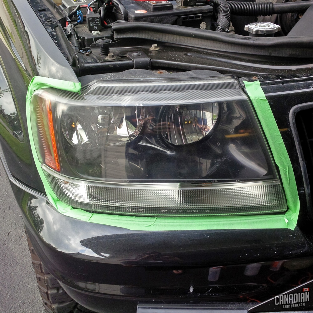 How To Fix Headlight Yellowing Professionally