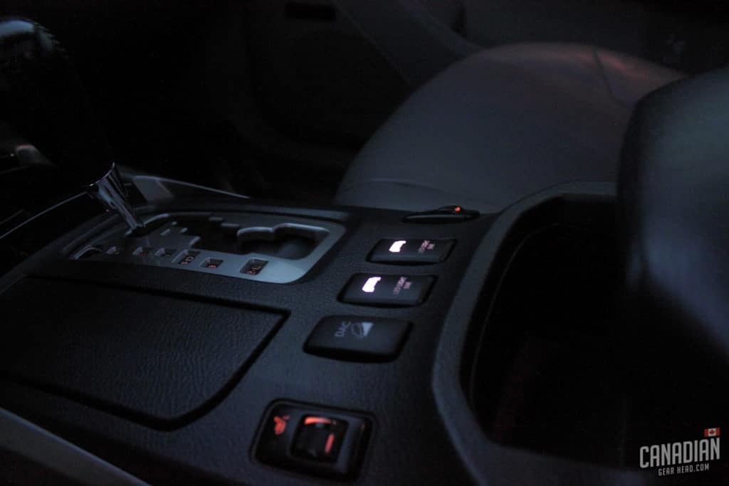 stealth lightbar switches