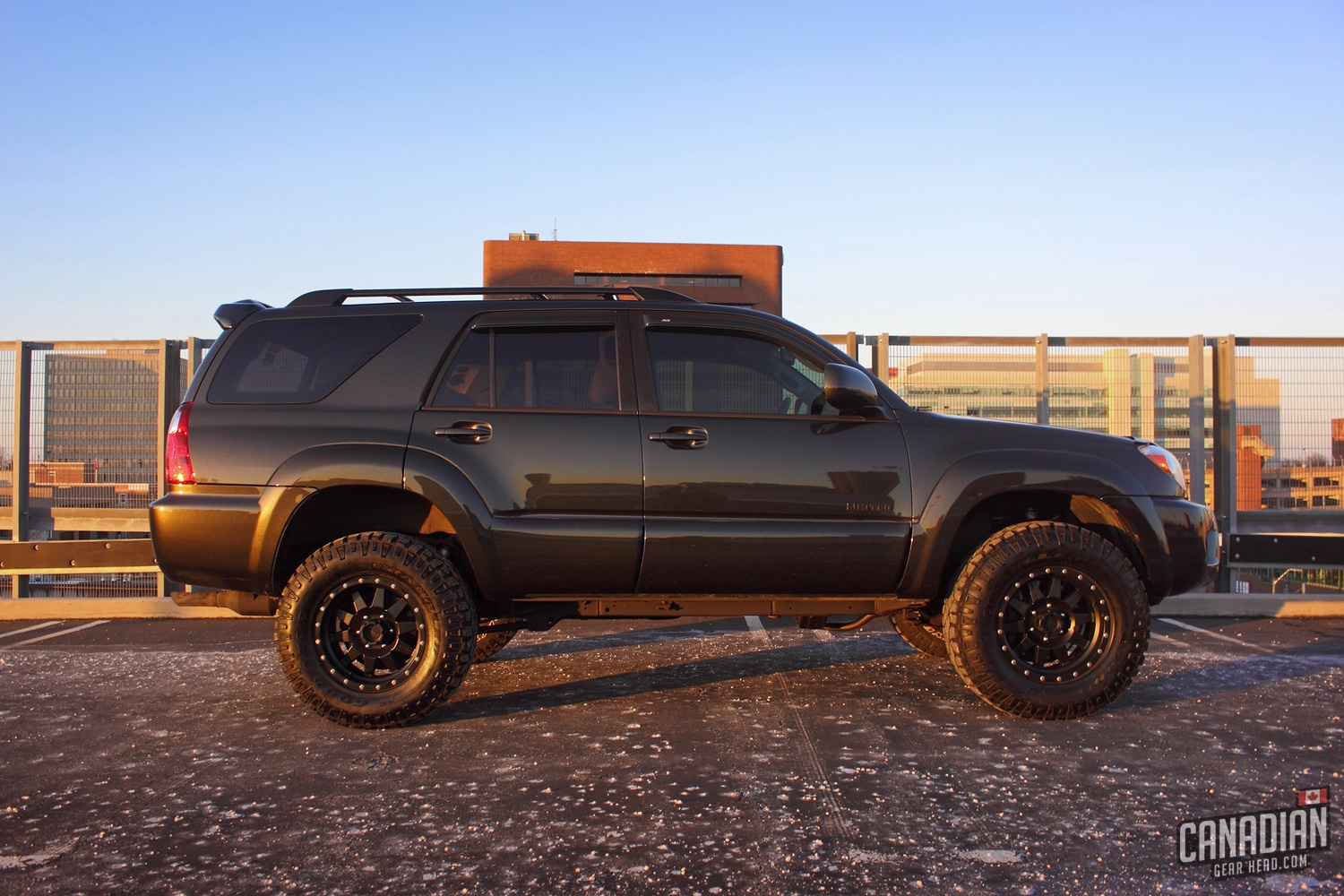 Runner Lifted >> The Daily Grind: My 2007 Toyota 4runner