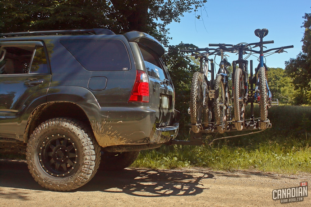 2eed759c16c The Bike Rack No One Talks About - Hollywood HR1400 Review