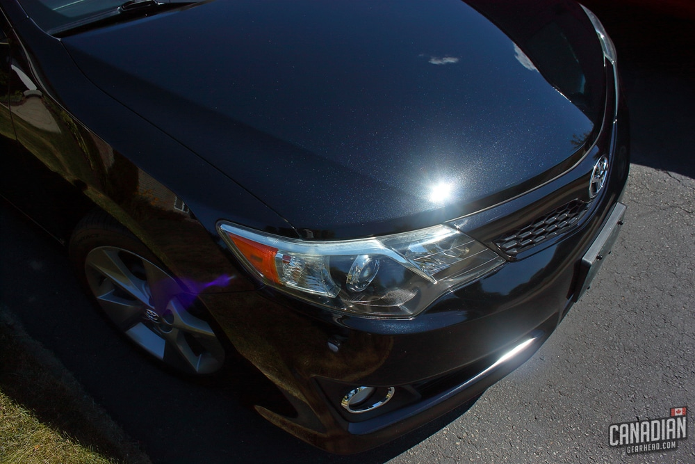 2012 Toyota Camry Paint Correction