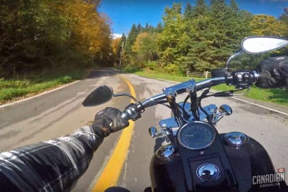 Be kind to motorcyclists