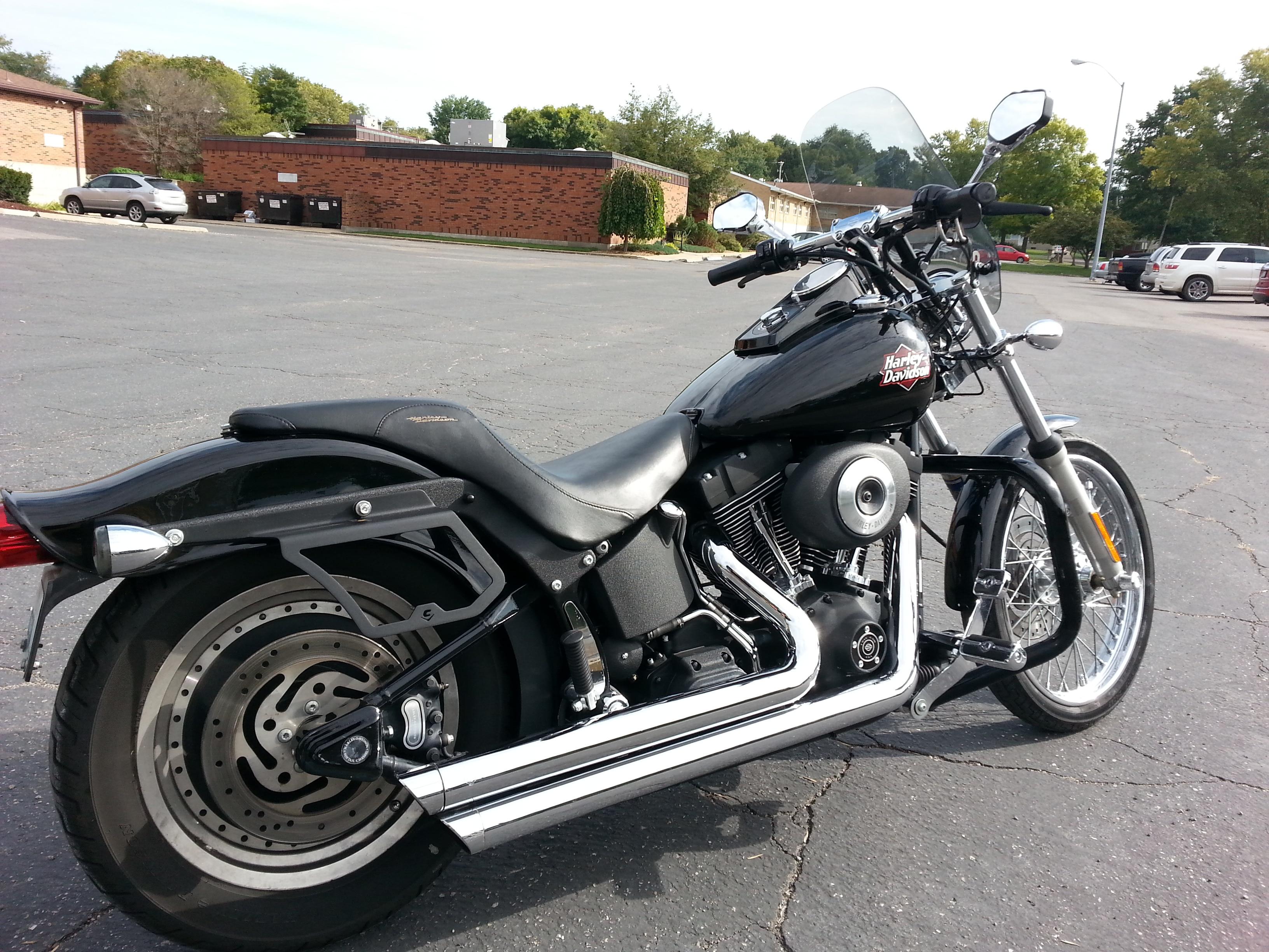 The Story of My Harley Davidson Night Train