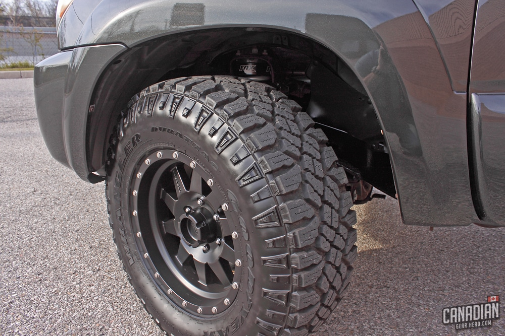 Best Off Road Snow Tires >> Why The Goodyear Duratrac Is The Best Offroad Tire For Winter