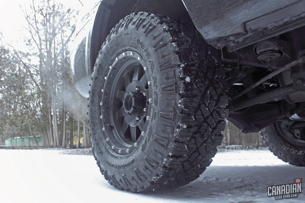 Why Are Trucks So Expensive >> Why The Goodyear Duratrac is The Best Offroad Tire for Winter