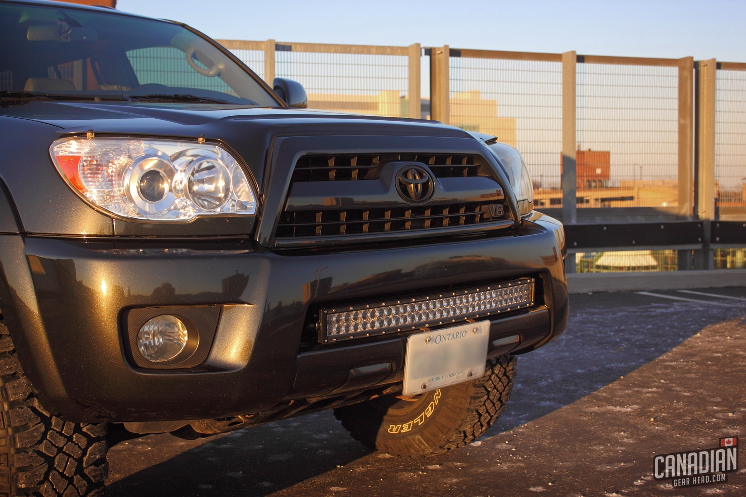 The Daily Grind: My 2007 Toyota 4runner