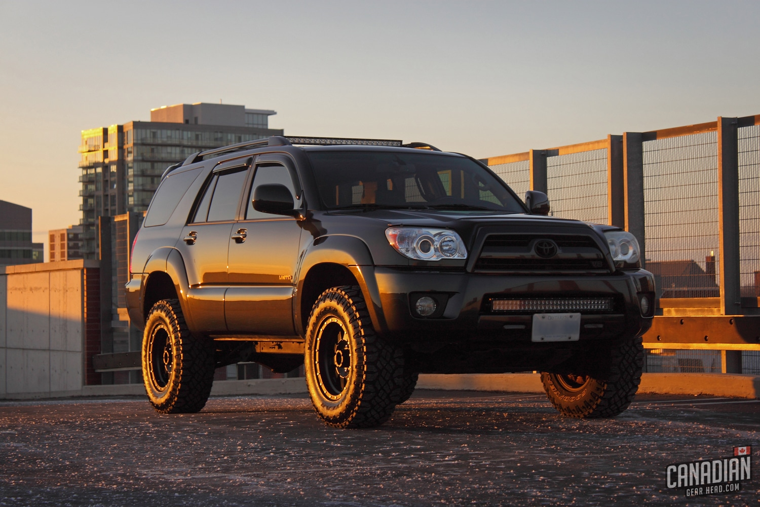 The Daily Grind My 2007 Toyota 4runner