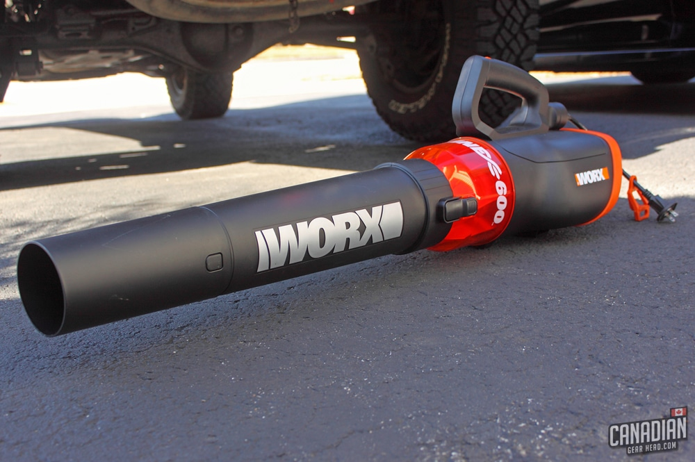 The Best Leaf Blower For Drying Your Car