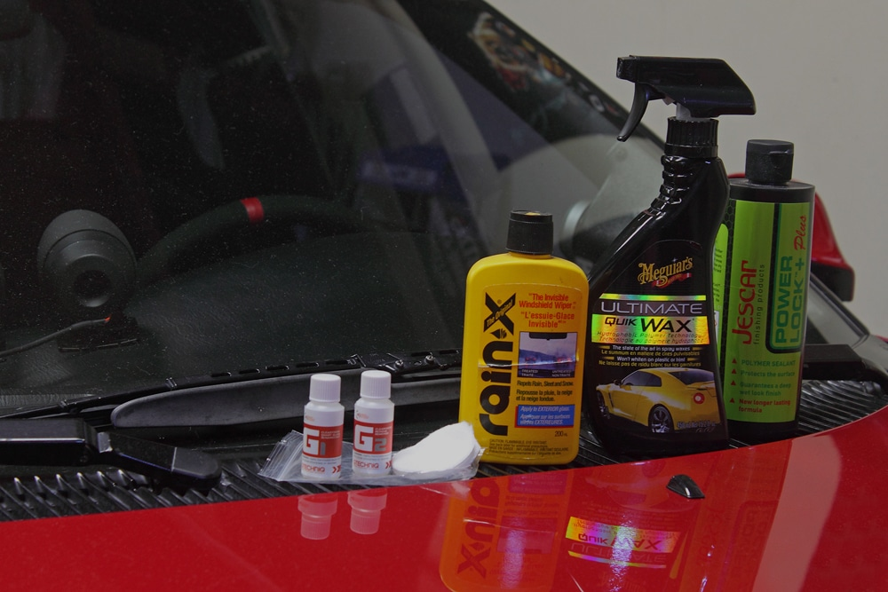 The Best Rain Repellent for Windshields - 2019 Update