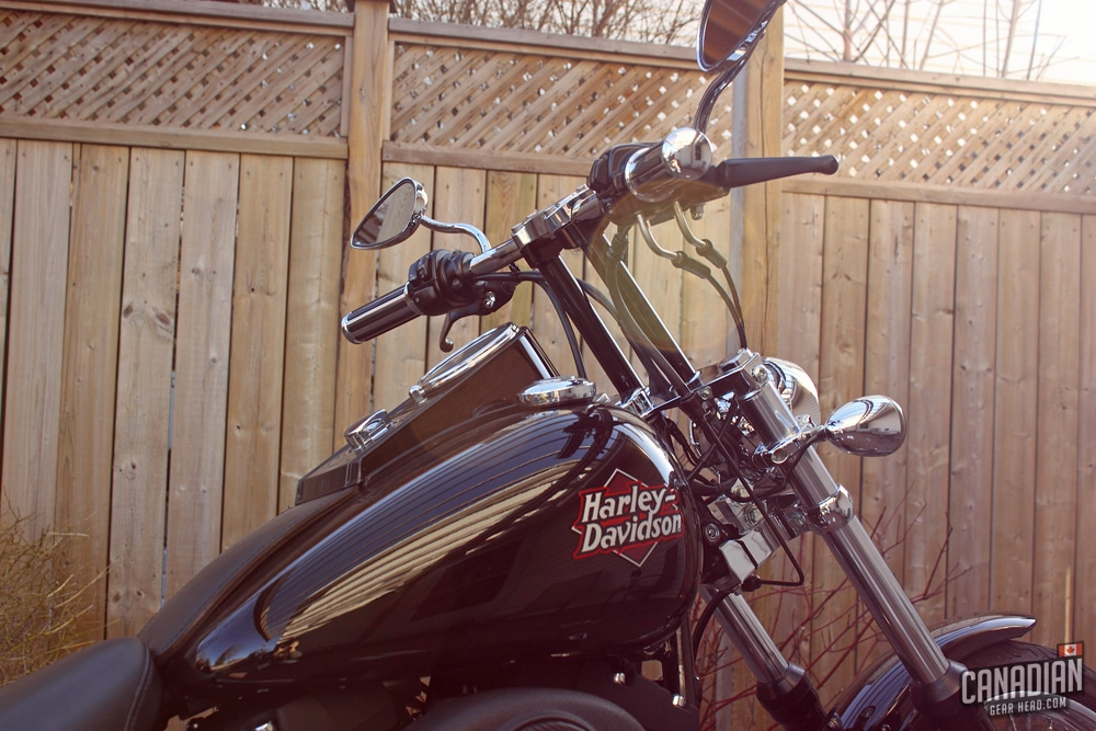 The Shortcut to Taller Bars For Your Harley Davidson
