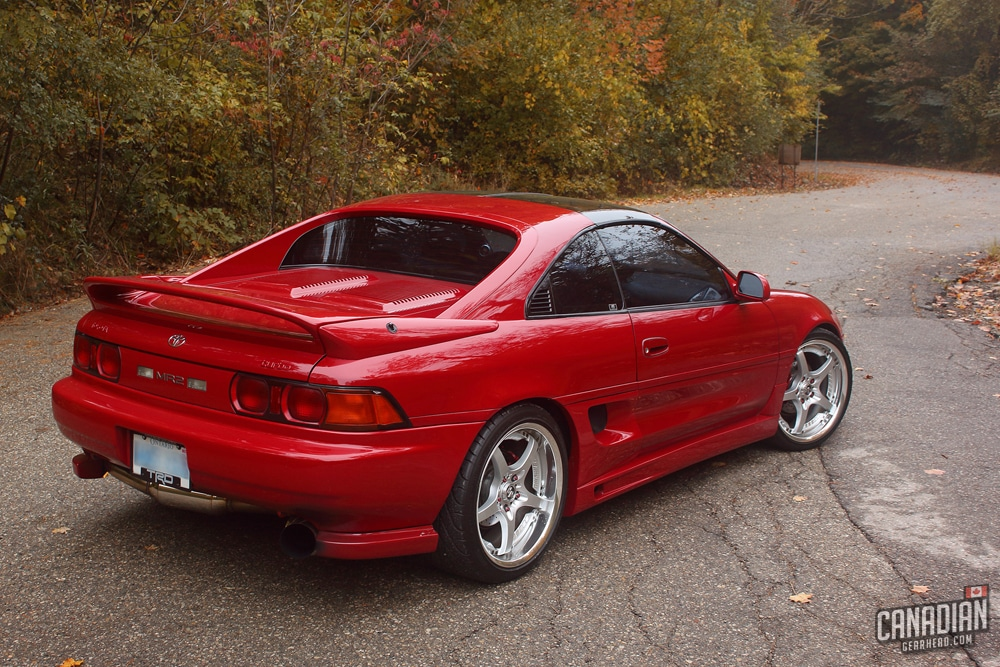 The ultimate sw20 toyota mr2 buyers guide.
