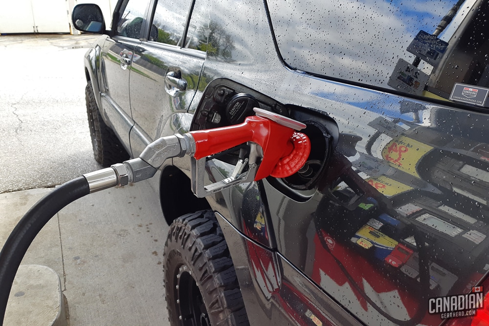 How To Get The Best Fuel Economy In Your 4runner